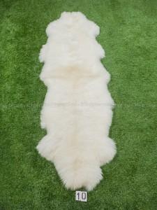 Schapenkleed met 2 IJslandse schapen